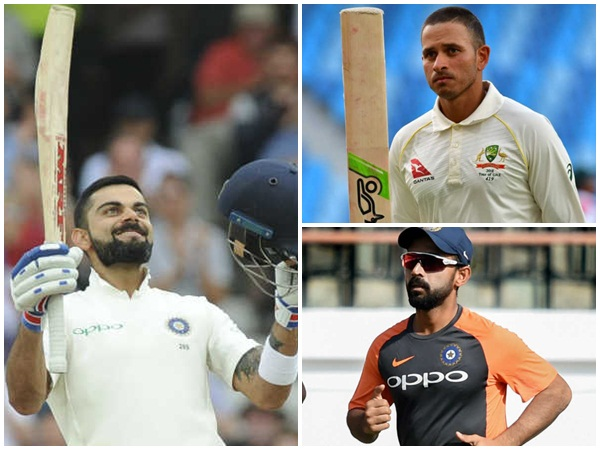 Players Who May Be Topscorer In India Australia Test Series