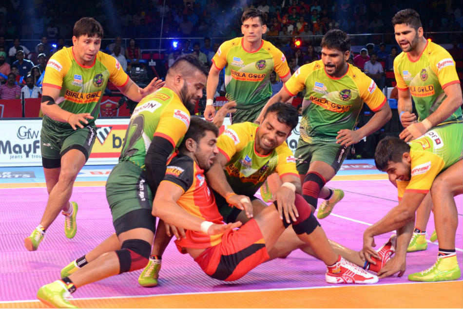 Pro Kabaddi League Haryana Beat Delhi