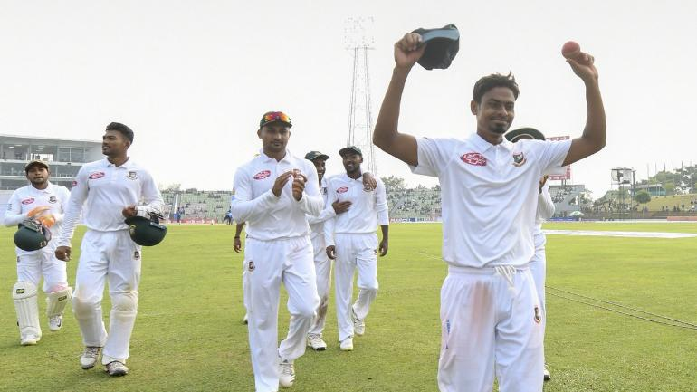 Bangladesh Vs Zimbabwe First Test Day 3 Report