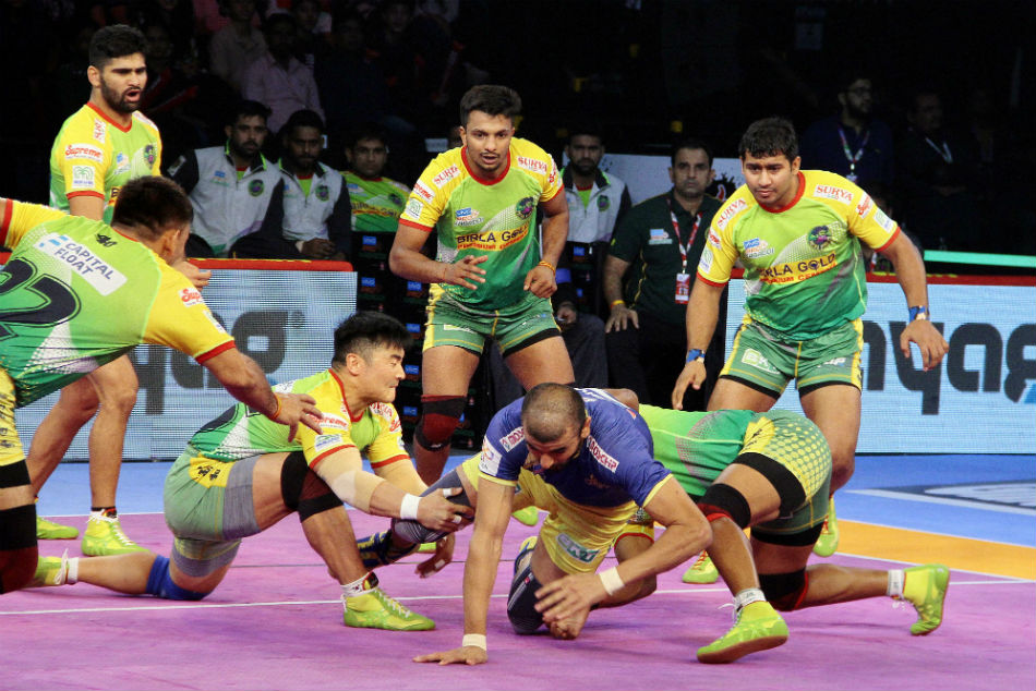 Pro Kabaddi League Patna Pirates Tamil Thalaivas