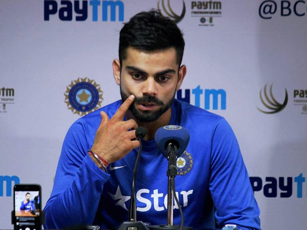 Go Live In Some Other Country Kohli