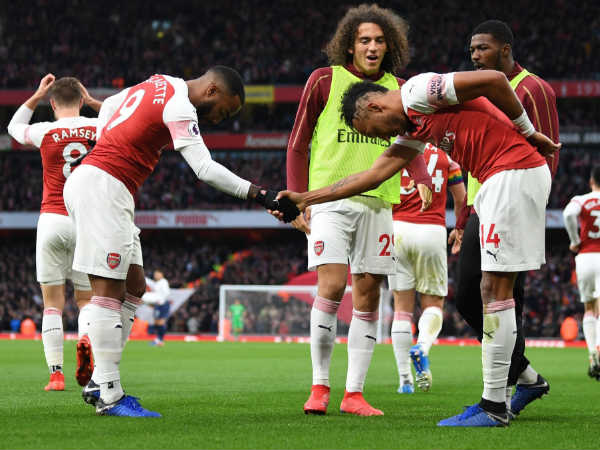 Arsenal Beats Tottenham Hotspor In English Premier League Football