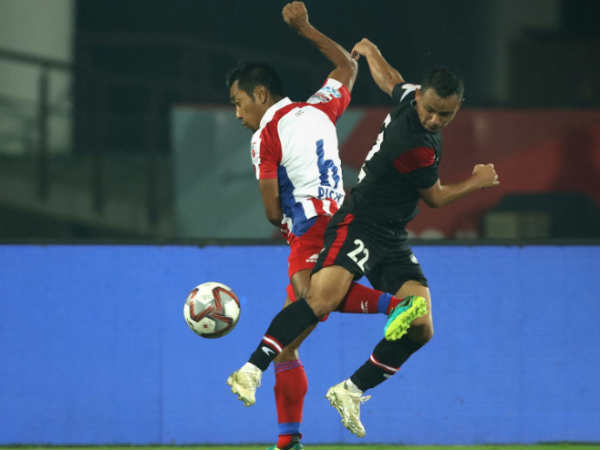 North East United Atk Indian Super League Match Ends In Draw