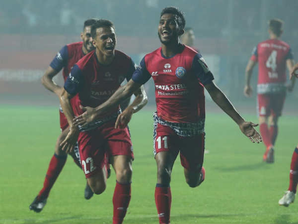 Jamshedpur Fc Beats Delhi Dynamos In Indian Super League Match