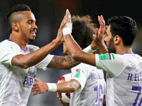 Host Team Al Ain Enters Second Round Of Fifa Club World Cup