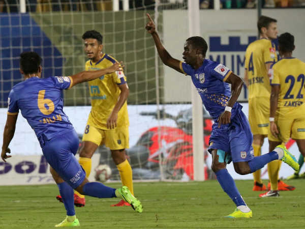 Kerala Blasters Mumbai City Indian Super League Match Live Updates