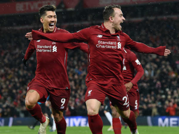 Liverpool Beats Manchester United In English Premier League Football
