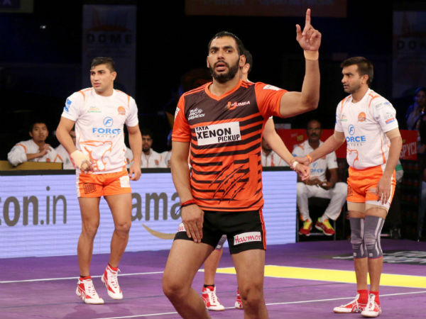 Anup Kumar Legendary Kabbadi Player