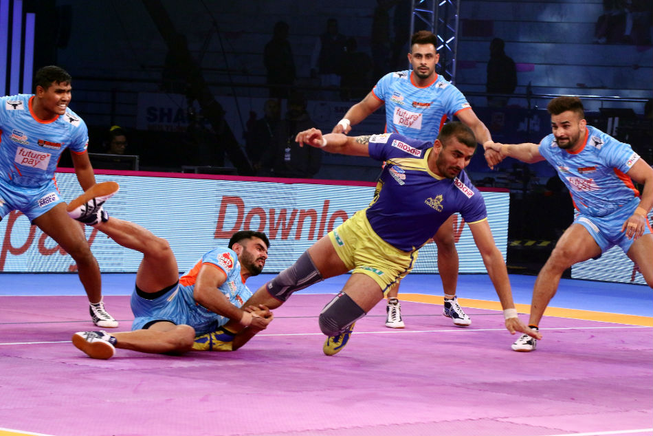 Pro Kabaddi League 2018 Bengal Warriors