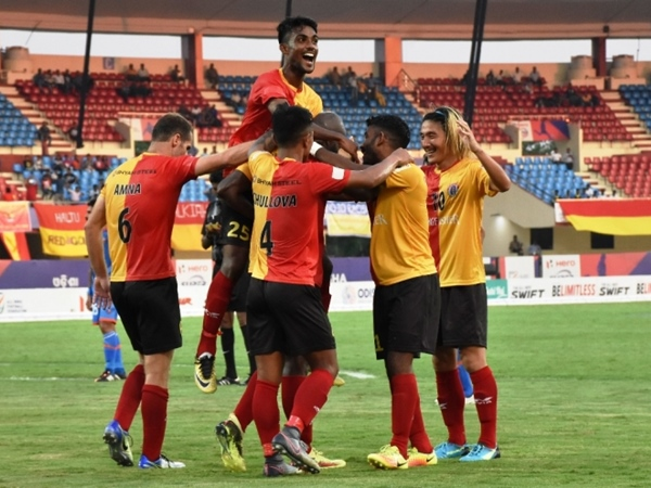 I League East Bengal Cruise Past Gokulam Kerala Fc