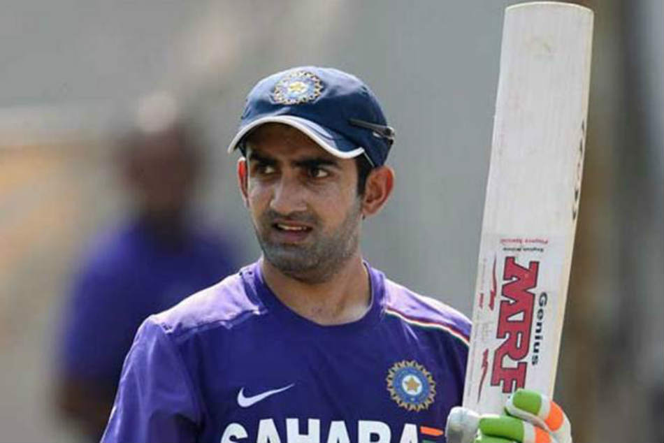 Bailable Warrant Issued Against Gambhir