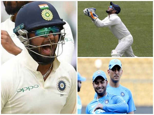 Loves Troubling Opposition Batsmen Says Indian Wicket Keeper Rishabh Pant