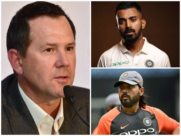Ricky Ponting Names Murali Vijay S Replacement For India In Third Cricket Test