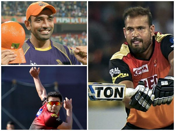 Ipl Stars Who Failed In Indian Team Jersey