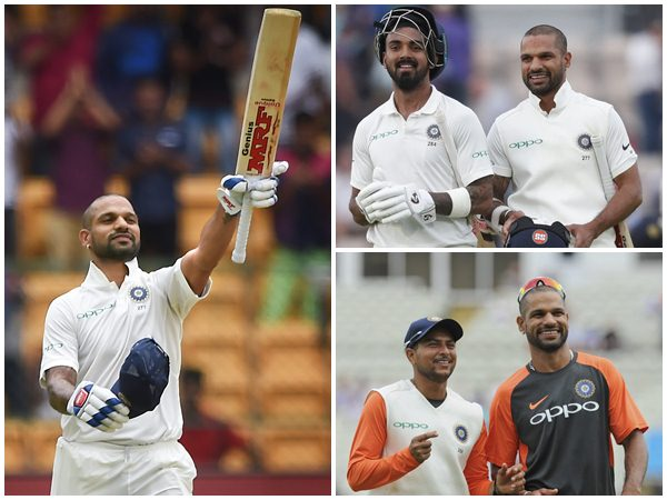 Shikhar Dhawan Might Come Back To Indian Test Team Against Australia