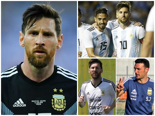 Former Captain Lionel Messi To Hold Talks Over Argentina Return Says Coach