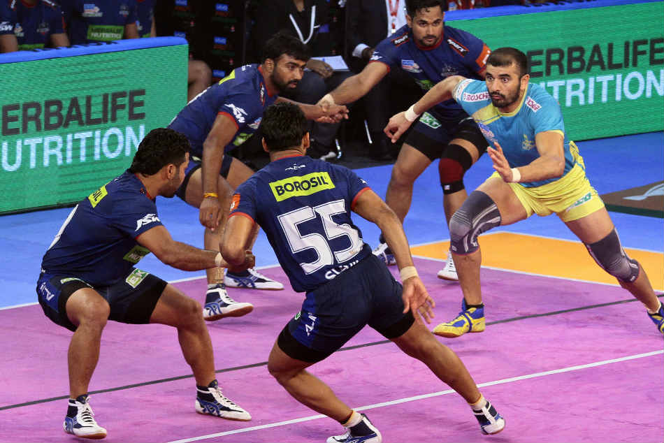 Pro Kabaddi League 2018 Haryana Steelers