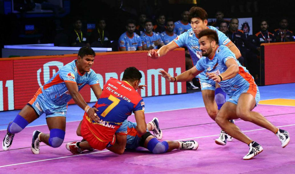 Pro Kabaddi 2018 Bengal Warriors Vs Patna