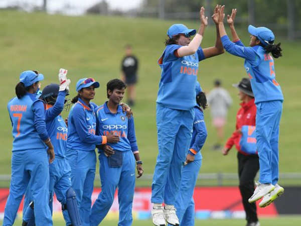 India Womens Team Beats Newzealand Odi Series