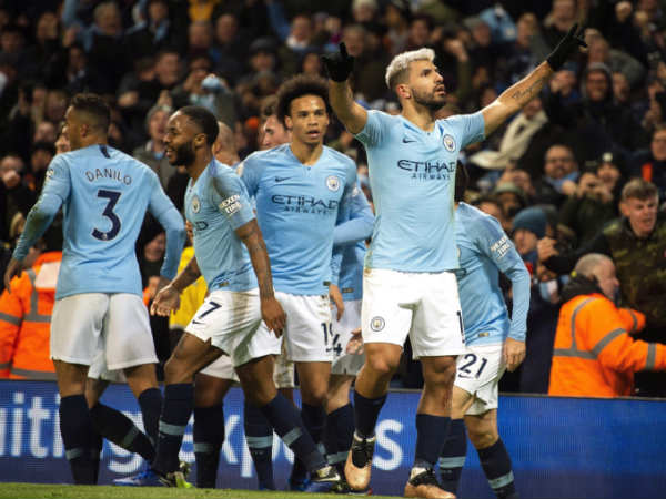 Manchester City Beats Liverpool In English Premier League
