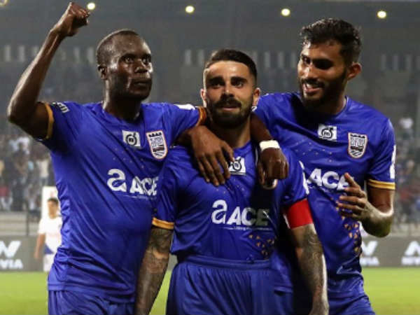 Mumbai City Fc Beats Bengaluru Fc In Indian Super League
