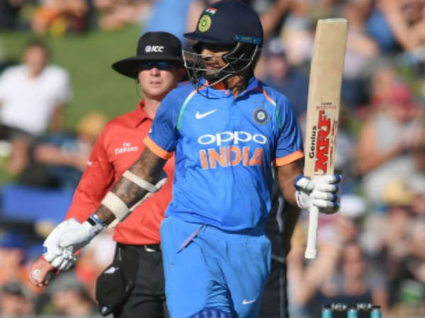 India Newzealand First Odi Match Live Updates
