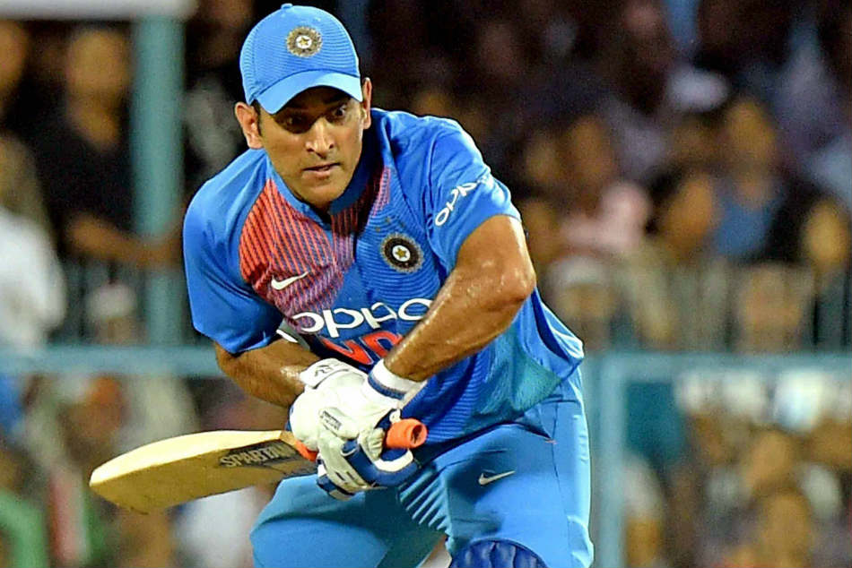 Ms Dhoni Has Fifties From Odis