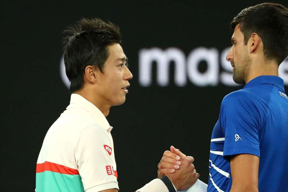 Novak Djokovic Into Australian Open Semi Finals