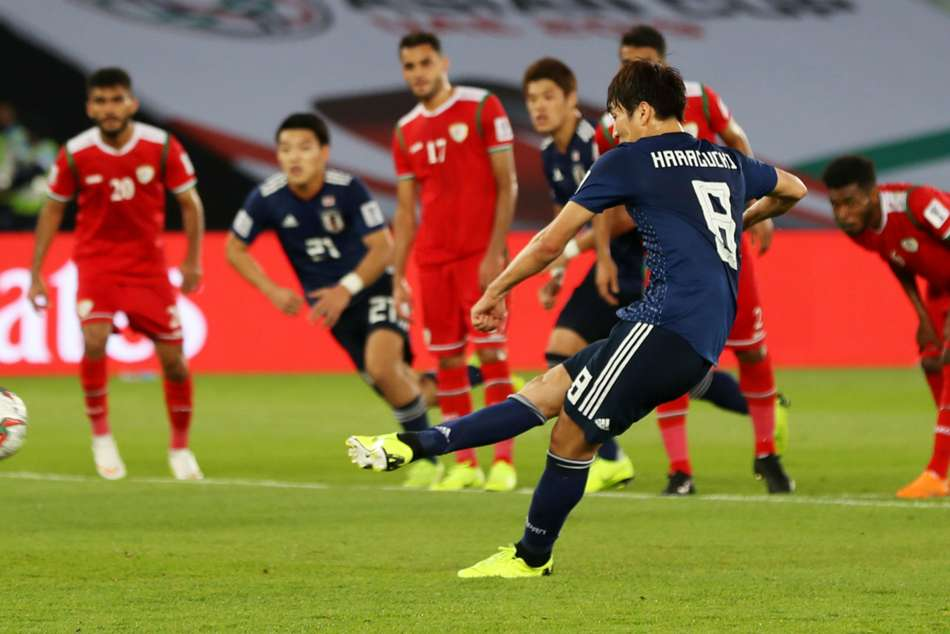 Asian Cup Japan Beat Oman