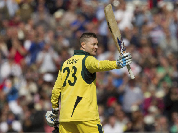 Michael Clarke Slams Officials For Stopping Play