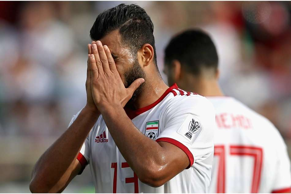 Iran Claimed Top Spot In Group D Of The Asian Cup