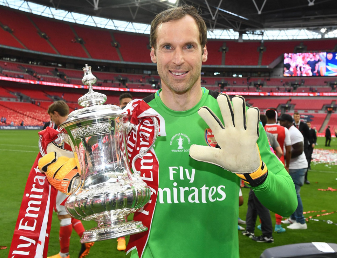 Goalkeeper Legend Petr Cech To Retire At End Of Season