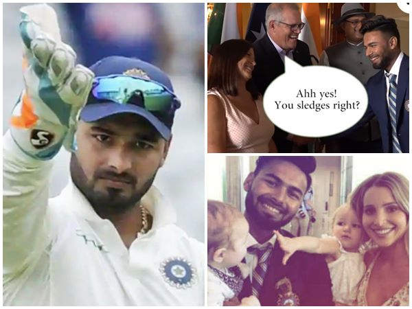 Australian Prime Minister Shares Light Moment With Indian Wicket Keeper Rishabh Pant