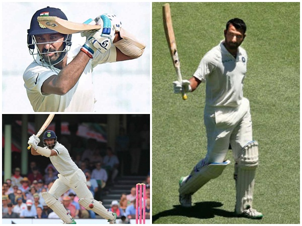 Cheteshwar Pujara Breaks Several Records In Sydney Test