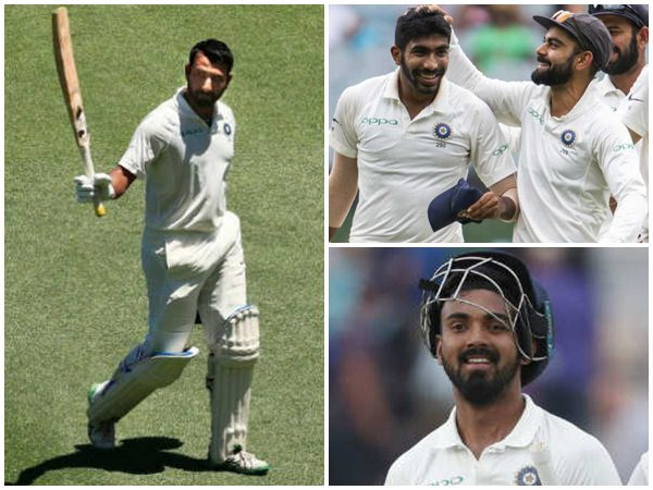 India S Best And Worst Players In Test Series Against Australia
