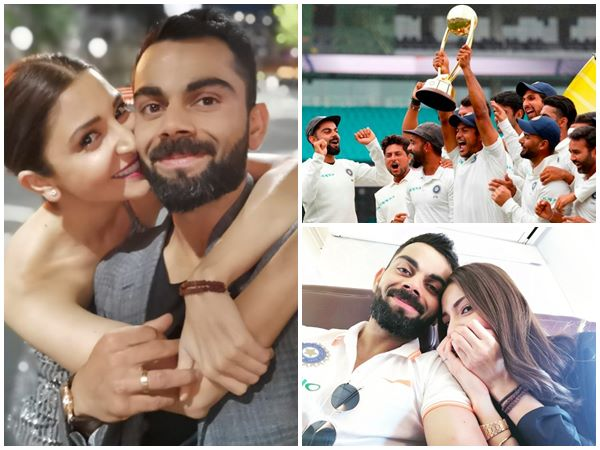 Anushka Sharma S Special Message Virat Kohli And Team India