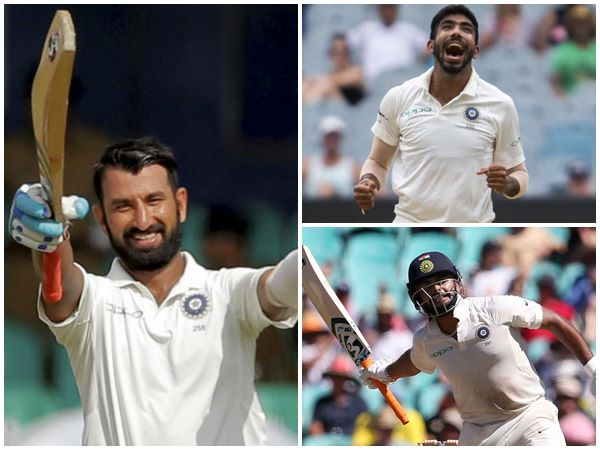 Report Card Of Team India In Recent Test Series Against Australia