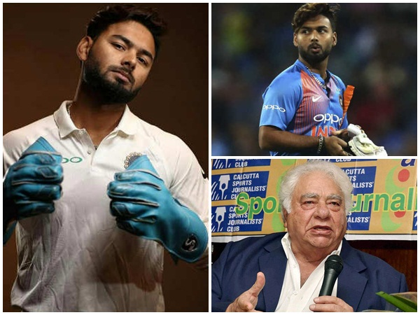 Rishabh Pant Has Technical Issues In Wicket Keeping Says Farokh Engineer