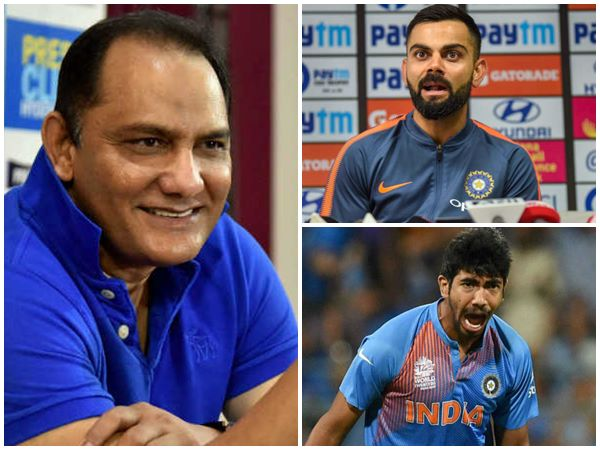 Azharuddin Picks Ms Dhoni Ahead Of Kohli As India S Main Player In World Cup