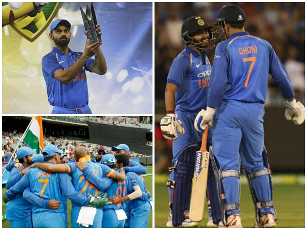 Biggest Positives For India In Odi Series Against Australia