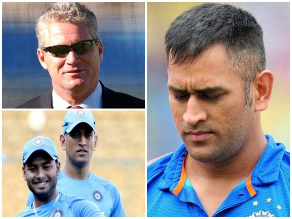 Ms Dhoni Is The Main Problem Of Team India Says Dean Jones