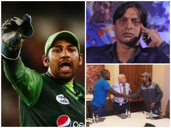 Former Speed Star Shoaib Akhtar Making Personal Attacks Says Sarfraz