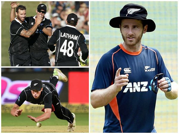 Newzealand Announced Team For T20 Series Against India