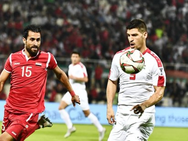 Afc Asian Cup Syria Palestine Match Report