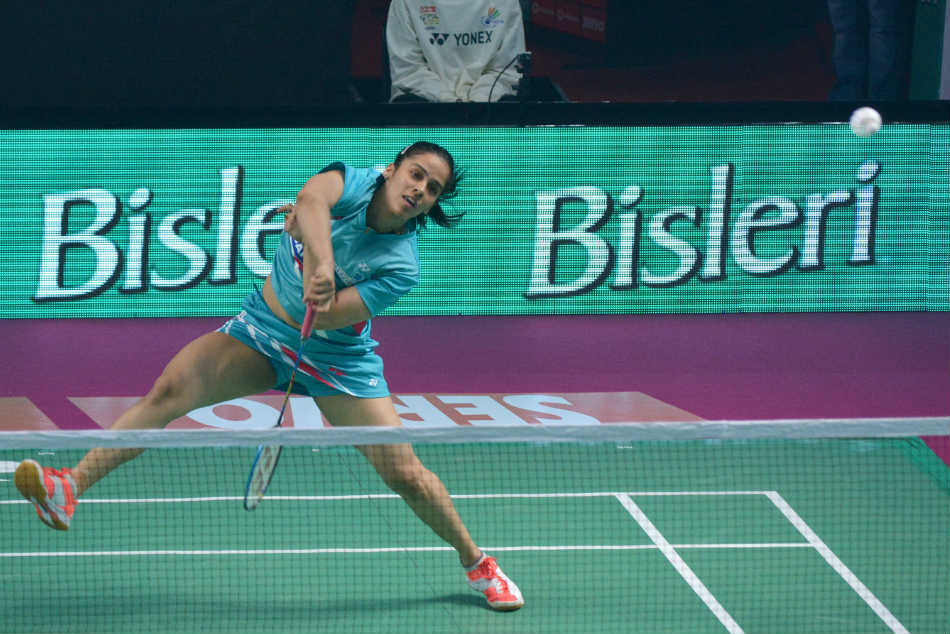 Indonesia Masters Saina Nehwal Reaches Semis