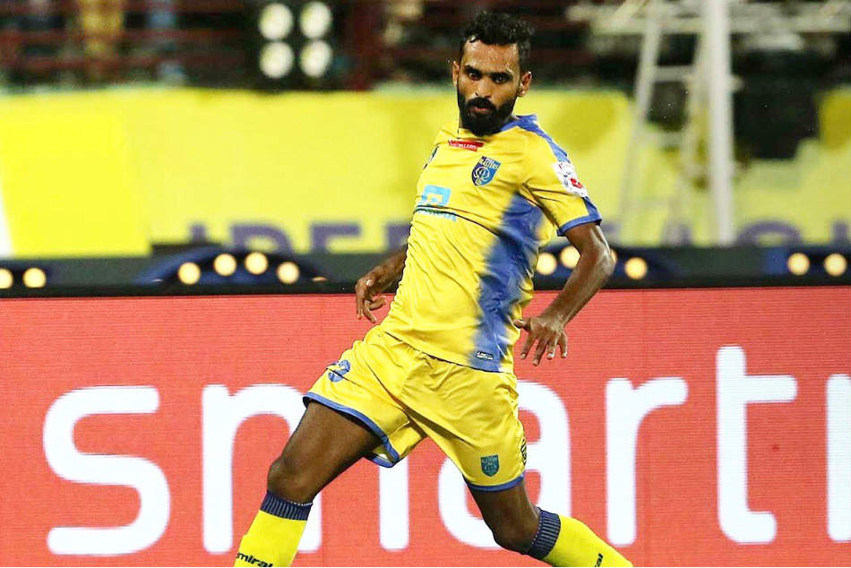 Chennaiyin Fc Sign Ck Vineeth