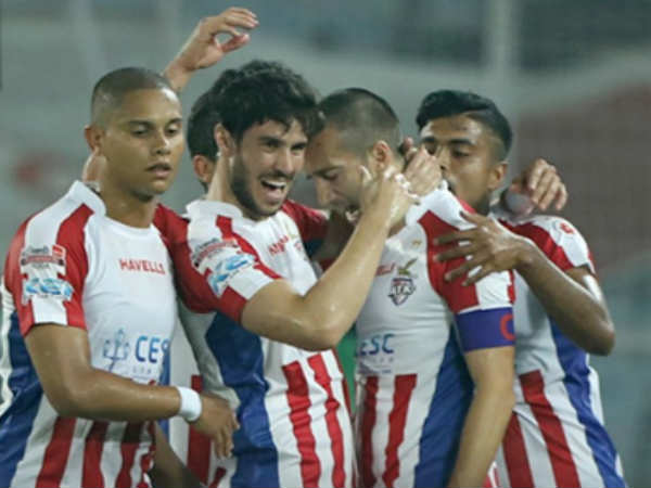 Atk Beats Jamshedpur Fc In Isl Home Match