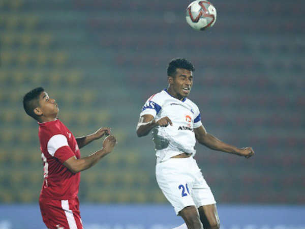 Northeast United Delhi Dynamos Isl Match Ends In Draw
