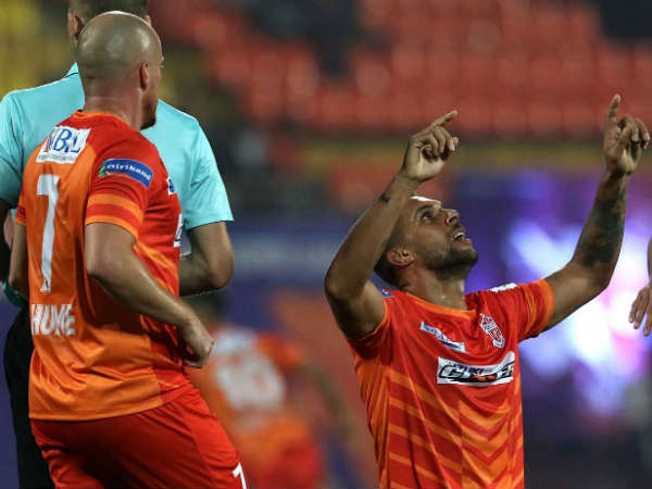 Pune City Atk Indian Super League Match Ends In Draw