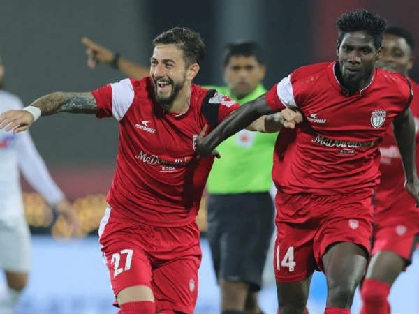 North East United Pune City Crucial Isl Match Ends In Draw